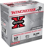 WINCHESTER 12 GAUGE SMOKELESS BLANK