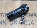 M4 ADJUSTABLE BLANK ADAPTER   - AAC SUPRESSOR READY