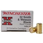 WINCHESTER 32 BLACK POWER BLANK