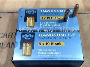 9mm  125 BFA (NATO) BLANK