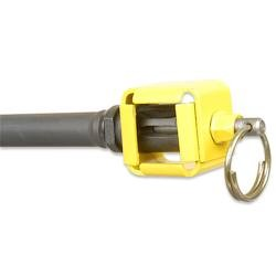 Yellow M-4 BLANK FIRE ADAPTER